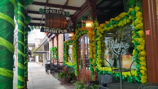 O'Riley's Irish Pub Downtown
