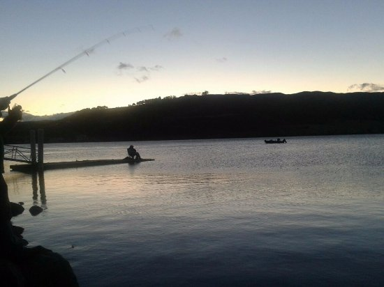Pateros, WA: Fish are coming soon!