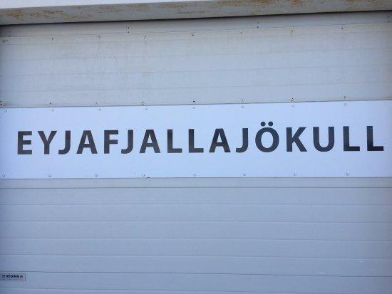 Hvolsvollur, Islandia: Visitor's Center