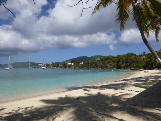 Остров Уотер, Сент- Томас: Honeymoon Beach