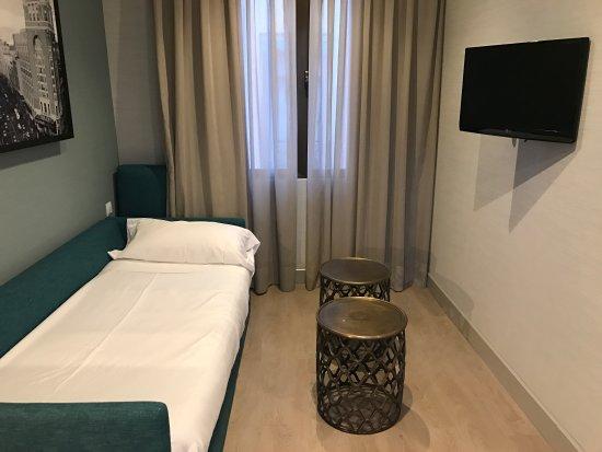 Regente Hotel: Habitación 2