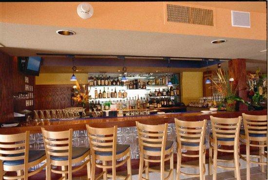 Highland Park, IL: the bar at Bluegrass