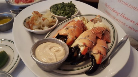 Joe's Stone Crab: 20170323_180938_large.jpg