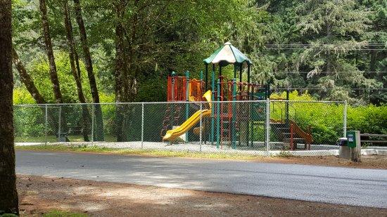 Port Alberni, Canadá: Children's Playground
