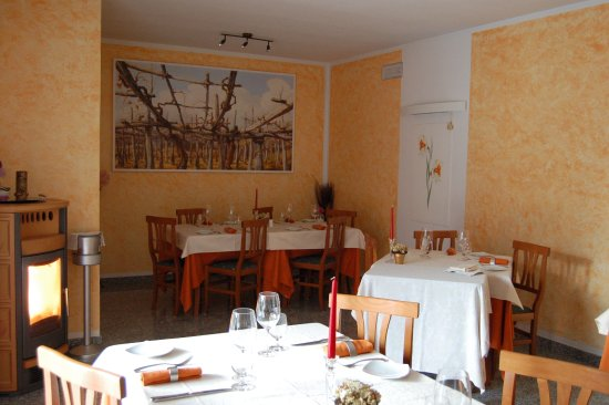 Crodo, Italy: la nostra sala