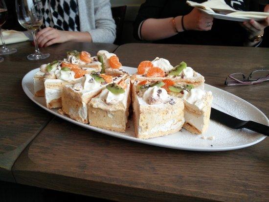 Houthalen, Belgium: Lekker dessert!