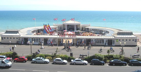 The Worthing Lido Family Entertainment Centre