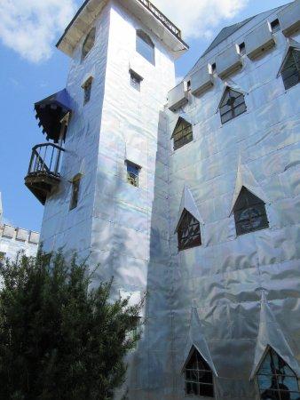 Ona, FL: Solomon's Castle tower