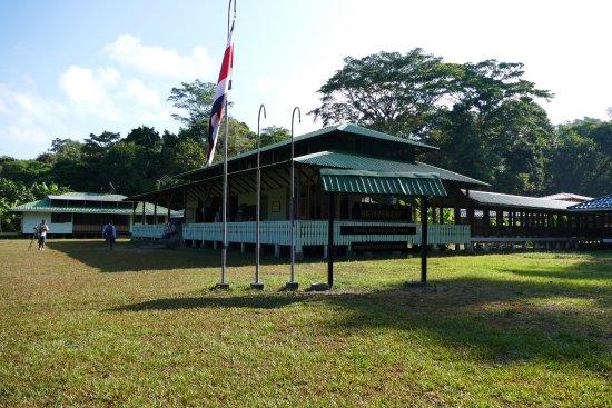 Drake Bay, Kostaryka: Sirena ranger station