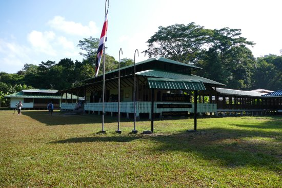 Drake Bay, Costa Rica: Sirena ranger station
