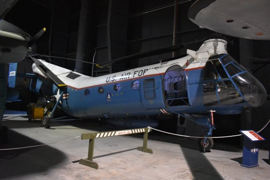 Warner Robins, GA: Bobby Kennedy flew on this helicopter to Andrews AFB to Meet AF-1 on Nov. 22, 1963