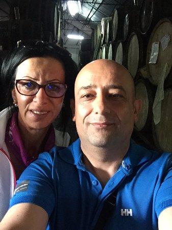 Pinar del Rio, Cuba: Guayabita del Pinar Liqueur Factory...