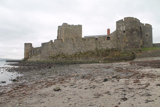 Carrickfergus, UK: Norman era castle.