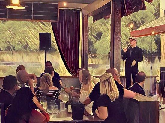 Kenwood, CA: Summer Comedy series