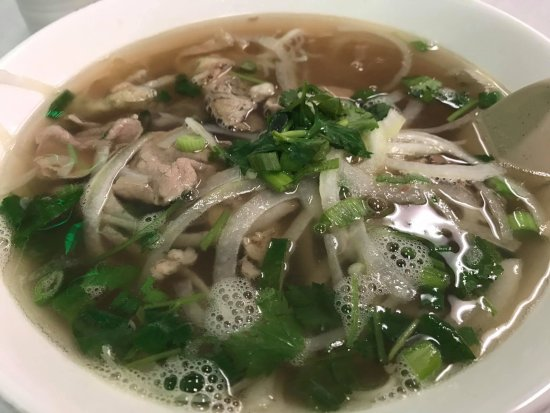 Milpitas, CA: #1 Combination Beef Noodle Soup