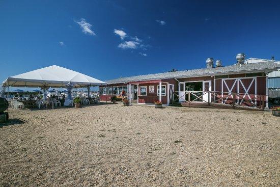 Ricku0027s Crabby Cowboy Cafe indoor dining tent dining outdoor dining & indoor dining tent dining outdoor dining - Picture of Ricku0027s ...
