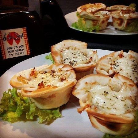 Lo de Jose Pizza & Pastas: Mini Tartas