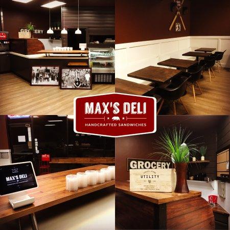 Auburn, Californië: Remodeling MAX'S DELI 2017
