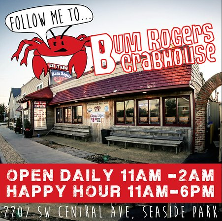 Seaside Park, NJ: Open Every Day