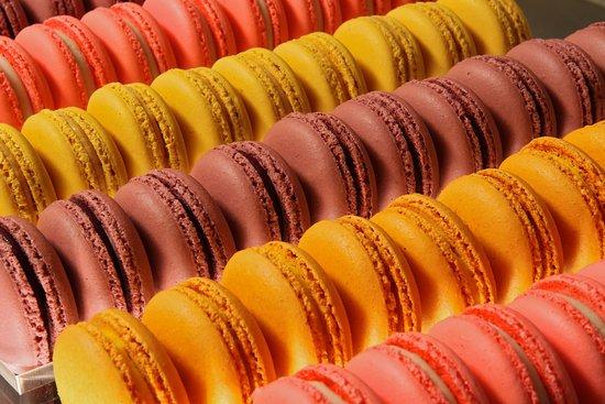 Leichhardt, Australia: Macarons