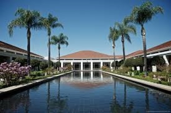 Yorba Linda, Kalifornien: Reflecting pond