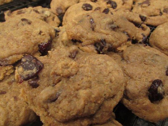 Grand Isle, เวอร์มอนต์: Cookies!
