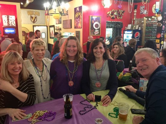 Valparaiso, IN: Party-goers