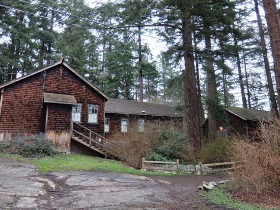 West Vancouver, Canadá: Former men's dining hall, now nature house
