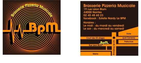 Le BPM Carte De Visite