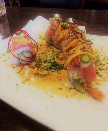 Koi Sushi: This is MY roll