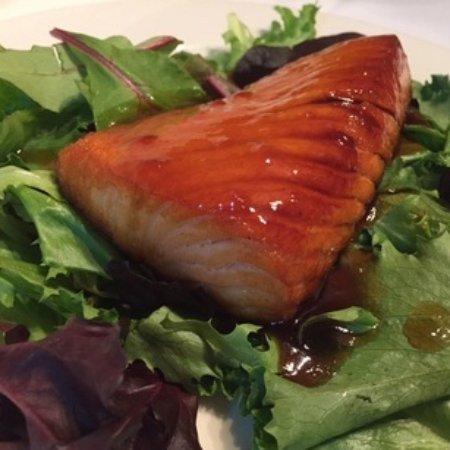 Lowell, MA: Pan atlantic salmon