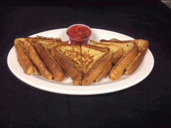 Clarkesville, GA: People LOVE our French Toast