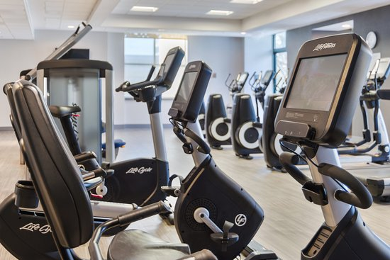 Deerfield, IL: Fitness Center