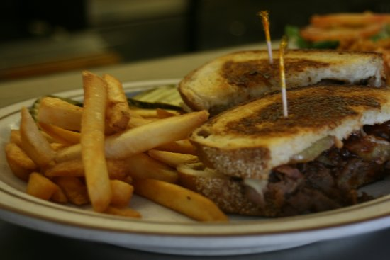 King City, Kaliforniya: TRI TIP BEEF MELT