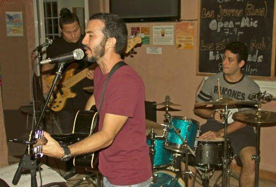Playa Coronado, ปานามา: Live Band