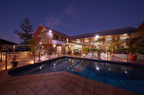 Poolside Picture Of Gt 39 S Cafe Bistro Brisbane Tripadvisor