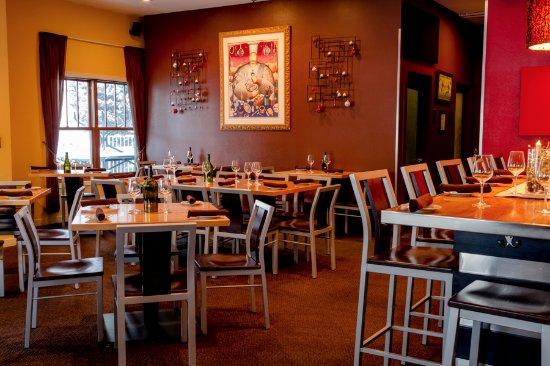 Castle Rock, CO: VistaVino Dining Room