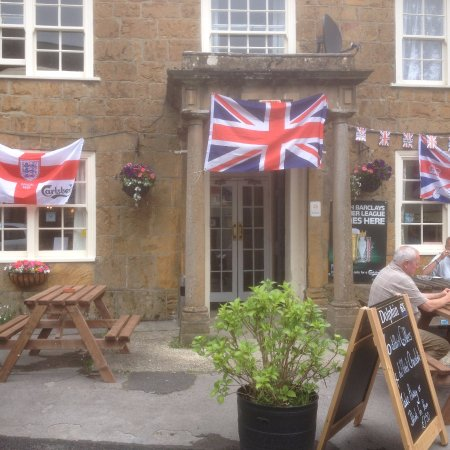Ilminster, UK: We are a traditional British pub,whose history goes back to the 16th century