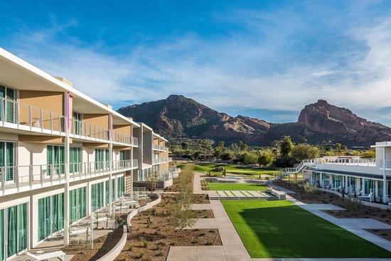 Paradise Valley, Arizona: Mountain Shadows - Mountain View Premium Room View