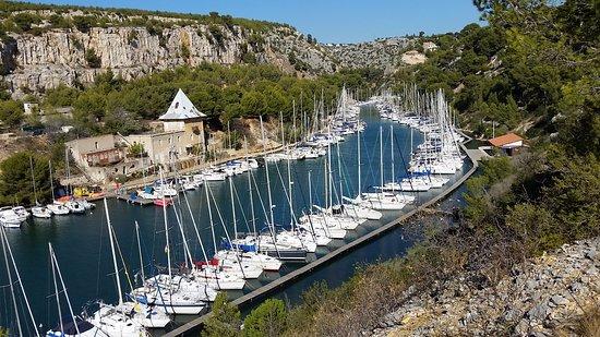 Cassis, Francia: Le port