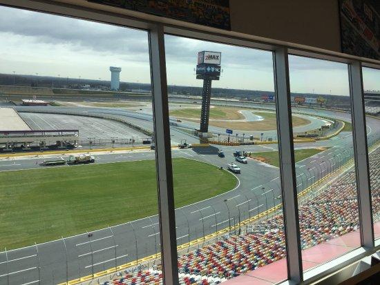 Speedway club charlotte motor speedway concord menu for Charlotte motor speedway condo rental