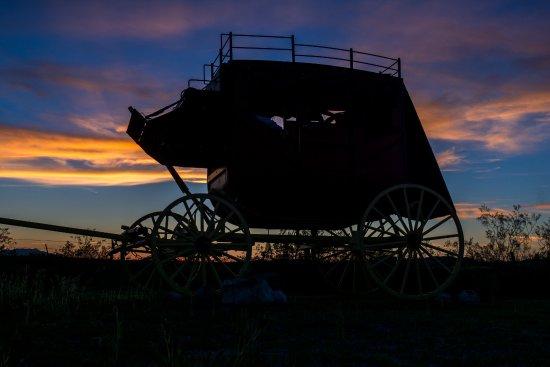 Yucca, AZ: Sunset