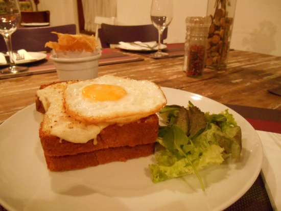 State of Sao Paulo: Croque Madame