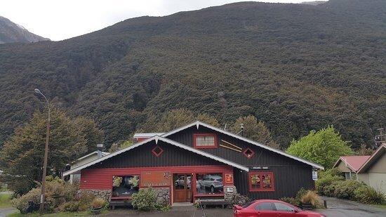 Arthur's Pass National Park, New Zealand: photo0.jpg