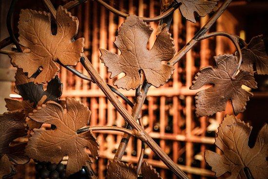 Nevada City, Kalifornien: Wine cellar