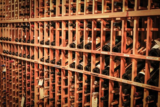 Friar Tuck's Restaurant & Bar: Friar Tuck's Wine Cellar
