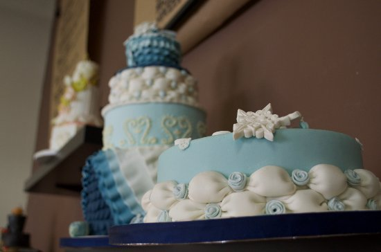 Milton, Kanada: We love crafting the perfect cake for your event!