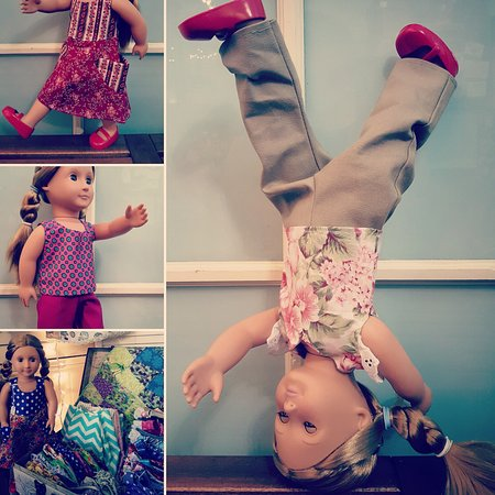 Jackson, كاليفورنيا: Doll clothing at Gifted.