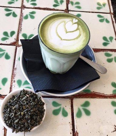 Kew, Australia: Matcha Latte