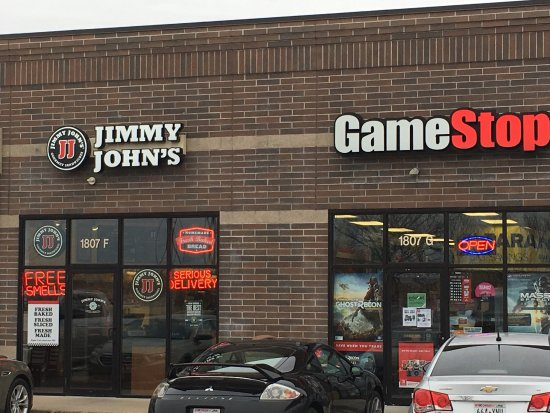 เดลาแวน, วิสคอนซิน: Jimmy John's